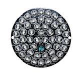 10pcs 48 * LED 850nm Iluminador IR Tablero de luz infrarroja Visión nocturna para CCTV Cámara 12V DC