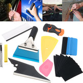 10 In 1 Window Tint Gereedschap Car Wrapping Application Kit Sticker VinylBlad Rubberschuiver
