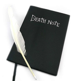 Death Note Theme Note Book Linda moda Anime Death Note Cosplay Notebook Diário Escrita Notebook para estudante Cosplay