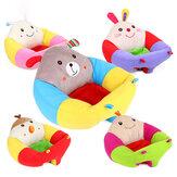 الرضع طفل يجلس كرسي Soft الكرتون كرسي وسادة وسادة أريكة أفخم التعلم كرسي حامل ألعاب من القطيفة للأطفال