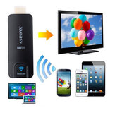 A2W高品位マルチメディアインターフェイスMiracast Dongle Android用DLNA Airplay Chromecast IOS