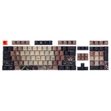 Feker 108 touches Halloween Keycap Set OEM Profile PBT Dye-Sublimation Keycaps pour clavier mécanique