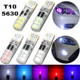 T10 5630 6SMD LED Side Marker Light Explosion-flashing Width Lamp 120lm