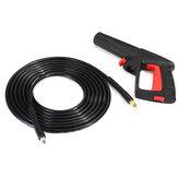 5M Click-Click High Pressure Washer Spray Guns+Tube Color Random For Karcher