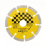 Drillpro 115mm Diamond Saw Blade 1.8mm Thickness Cutting Disc for Ceramic Porcelain
