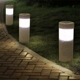 Solar Power LED Path Light étanche Yard Garden Outdoor Landscape Lawn Lamp