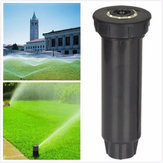 1/2 Inch 25-360 Degrees Garden Irrigation Sprinkle Plastic Popup Lawn Sprinkler