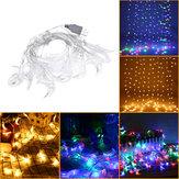 3M USB Moon Shape Warm White Colorful 20 LED String Fairy Light Wedding Holiday Decor DC5V