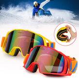 MSD78Eis-Skating-SchutzbrillenimFreienSchneemobil-GläserWindproof Anti-Fog UV Schutz für Männer Damen Schnee-Sport-Motorrad-Schutzbrillen