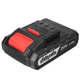 Mensela 2AH oplaadbare Li-ion batterij voor Mensela PT-L2 verfspuit elektrische spuitpistolen