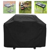 59 بوصة BBQ Grill Barbecue ضد للماء Cover Heavy Duty UV Protector Outdoor Yard Camping