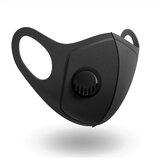 3-Lagen-Filter PM2.5 Gesichtsmaske Outdoor Cycling Atmungsaktive staubdichte Mundmaske für Campingreisen