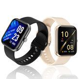 [Spielemodus] Newwear R11 1,7 Zoll HD Bildschirm Dual UI Styles BT5.0 Herzfrequenz Blutdruck Sauerstoffmonitor Musik-Player 60 Tage lang Standby IP67 Wasserdichte Smartwatch