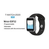 LILYGO® T-WATCH-2020 V3 Microphone IPS Touchable ESP32 WIFI Bluetooth Vibration Motor Speaker Three-axis Accelerometer Pedometer