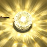 Modern 5W Crystal Ceiling Light Fixture Surface Mounted Pendant Chandelier Lamp for Aisle Hallway