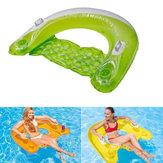 Pool Seated Foating Row Luxury Inflatable Swimming Air Mattress Adult Swimming Foating Bed Random Color
