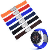 Bakeey 20mm/22mm Multi-color Silicone Smart Watch Band Replacement Strap for Samsung Huawei Moto Smart Watch