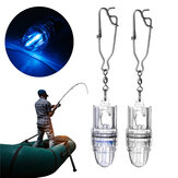 2100ft Deep Drop Blue / Colorful Flash Fishing Lure Light para atrair peixe