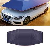 Tenda de carro Anti-UV À Prova de Vento Wind Shelter Portátil Dobrável Tampa Do Dossel Do Carro Camping Guarda-chuva Do Carro