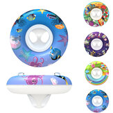 1PC Baby Swimming Ring Pool Seat Toddler Float Ring Aid Trainer Float Water For Kids Cartoon Designs