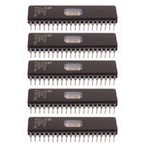 5Pcs AM27C400-150DC 1034MPM Micro Control Panel Integrated Circuit Multipurpose IC Chip