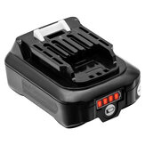 12V 3A Li-Ion Замена Батарея Процентное соотношение мощности вывода Инструмент Батарея Для Makita BL1015 Electric Дрель Bit