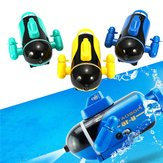 Mini Micro Radio Afstandsbediening RC Sub Boat Racing Submarine Explorer Toys