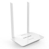 PIX-LINK 300M WiFi Router Wireless Router 2x5dBi Omnidirectional Antennas Easy Setup 4 LAN Ports WPS WiFi Router
