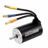 Racerstar 3660 Motor Brushless impermeável sensorless 1/8 1/10 rc carro parte 3800/3300 / 2600kv