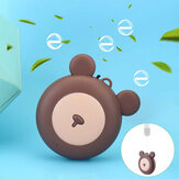 USB Portable Air Purifier Mini Air Necklace Wearable Negative Ion Air Freshener for Child
