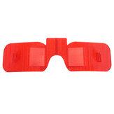 URUAV Sunshade Hood Lens Schutzplatte für Fatshark Dominator Brille