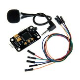 Voice Recognition Module With Microphone Control Voice Board