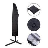 Outdoor Parasol Banana Paraplu Waterproof Cover 210D Zonnescherm Dust Rain Protector
