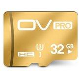 OV UHS-I U3 3.0 Pro 32GB कक्षा 10 स्टोरेज मेमोरी कार्ड TF कार्ड मोबाइल फोन के लिए