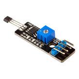 Arduino用のアナログおよびデジタル出力モジュールRobotDynを備えたホール効果磁気センサー-公式のArduinoボードで動作する製品