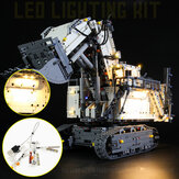 Kit di illuminazione fai-da-te LED per escavatore LEGO 42100 Technic R 9800