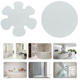 Anti Slip Non-Slip Flower Round Shape Safety Flooring Bath Stickers Tub Shower