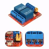 12V 2 Channel Relay Module With Optocoupler Support High Low Level Trigger Geekcreit for Arduino - products that work with official Arduino boards