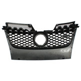 Front Center Grille Til 06-09 VW Jetta GTI GLI