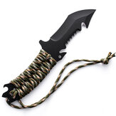 23CM Knifee Survival Knive Hunting Camping Multi High Hardness Military Survival Outdoor Survival in the Wild Knifee Tools
