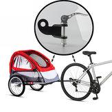 Acessório para acoplador de reboque de bicicleta BIKIGHT Cotovelo angular para reboques de bicicleta Instep & Schwinn