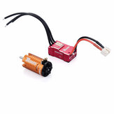 Surpass Hobby ROCKET 1410 MINIZ Brushless Motor 18A ESC Set RC Car Parts