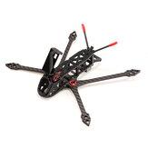 HGLRC RekonFPV Rekon 5 210mm 5 hüvelykes keretkészlet 4mm karos szénszálas FPV Racing RC drónhoz