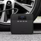 70mai Midrive TP03 12V Portable Car Tire Inflator Digital Display Air Pump Compressor Black Youth Version from