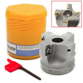 RAP 400R-63-22-4F Turning Tool 75 Degree Lathe Tool Holder With Wrench For APMT1604 Insert