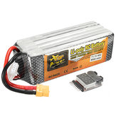 Puissance zop 11.1v 8000mah 3S Prise avec alarme batterie XT60 40c batterie lipo