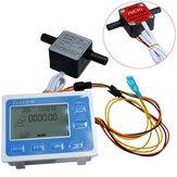 High Precision Liquid Gear Sensor LCD Digital Fow Meter Kwantitatieve Controle