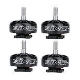 4 PCS iFlight XING-E Pro 2306 1700KV 3-6S Motor Brushless para RC Drone FPV Racing