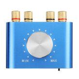 MINI-X35 bluetooth 5.0 100W Amplificateur portable Amplificateurs audio stéréo Audio Ampli de puissance 2 canaux