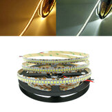 5M High Brightness SMD3528 1200 LED Fleksibel Strip Light Tape Tape Lampe for Home Party Decor DC12V